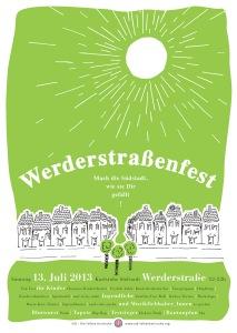 Werderstrassenfest2013