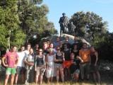 Seminarfahrt zum SpanischenBürgerkrieg