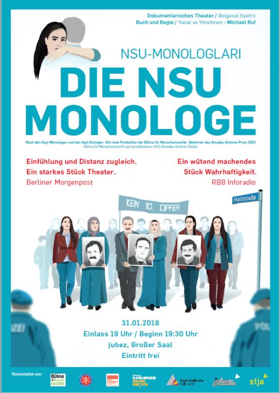 NSU Monologe_Poster