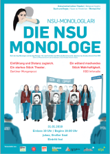 31.01.18: NSU- Monologe (Theater)