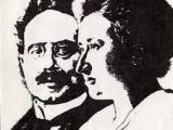 Rosa und Karl Seminar imJanuar