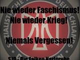 Gedenken für die Opfer des Faschismus – 24. November'19