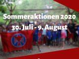 Sommerprogramm vom 30. Juli – 9. August des LVBW
