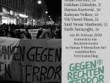 Kundgebung: Jahrestag der rassistischen Morde in Hanau – 19.02., 18UhrFriedrichsplatz