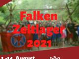 Zeltlager 2021 der Falken BW – Anmeldungläuft!